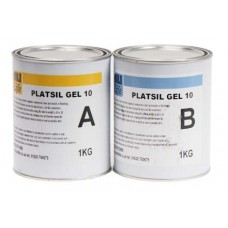 Silicone protheses platsil gel 10